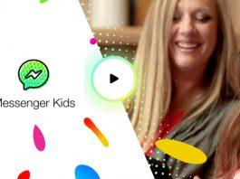 Facebook Messenger kids naslovnica