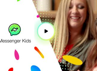 Facebook Messenger kids naslovnica