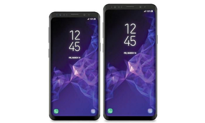 Galaxy S9 i s9 plus usporedba