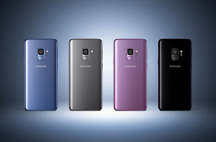 Sve boje telefona
