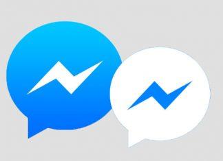 Facebook Messenger i Messenger Lite logotip