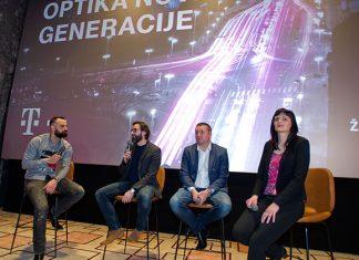 Tanja Goja, Richard Breskovic, Boris Drilo, Ivan Saric