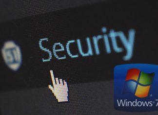 Windows 7 sigurnost