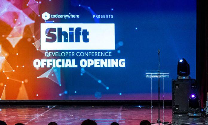 Otvaranje Shift konferencije