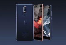 Nokia 5.1 naslovna