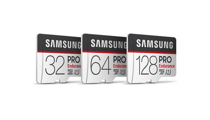 Samsung Pro Endurance SD kartice serija