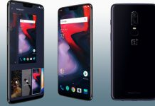 OnePlus 6 službena press slika