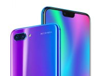 honor 10 plavi
