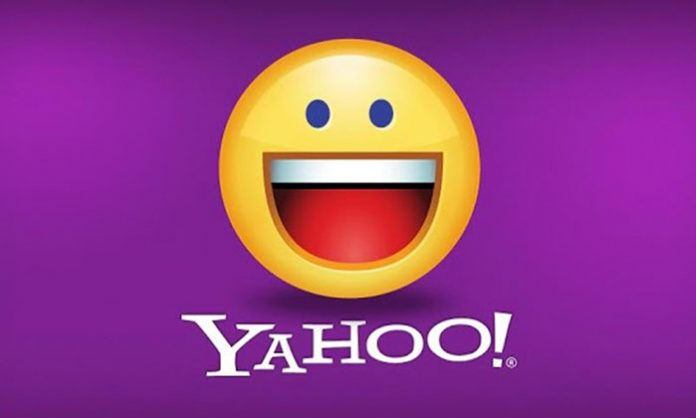 yahoo Messenger logotip