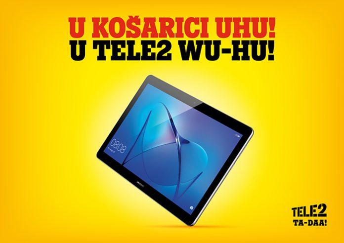 Huawei media tab T3