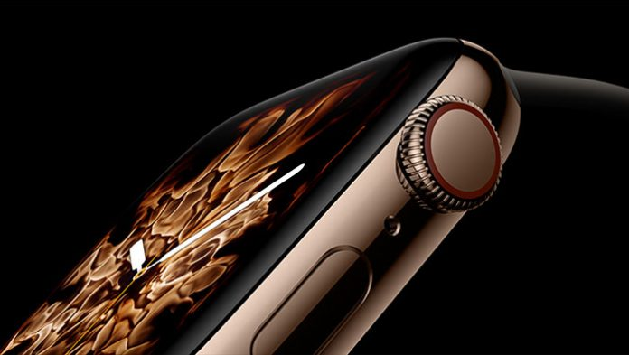 Apple Watch Series 4 zlatni