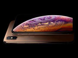 Zlatni iPhone XS