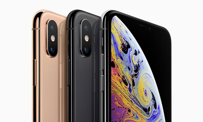 Apple iPhone XS vizual