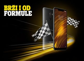 Pocophone F1 brži od formule