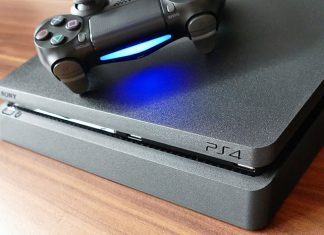 PlayStation 4 i DualShock gamepad