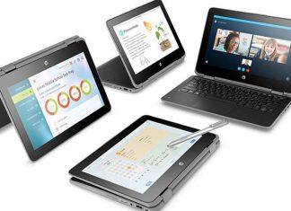 Hewlett-Packard laptopi