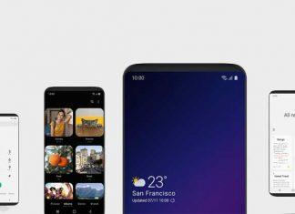 one ui Samsung sučelje