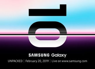 Samsung Galaxy UNPACKD 2019
