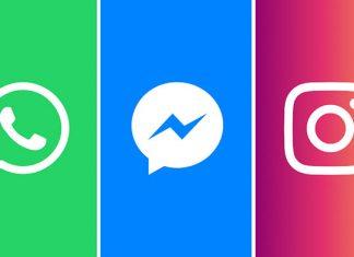facebook spajanje whatsapp mMessenger i Instagram