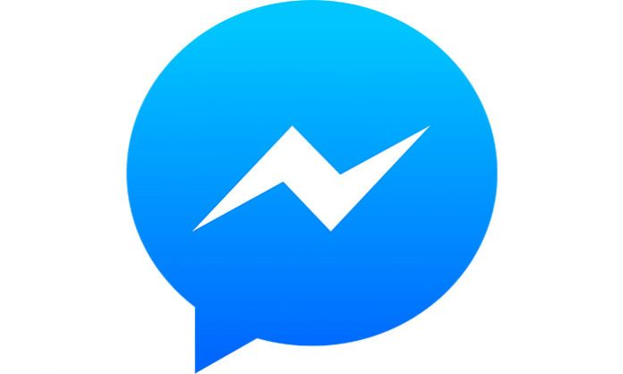 Facebook Messenger logotip