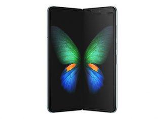 Samsung Galaxy Fold dizajn