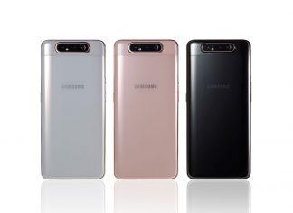 Samsung Galaxy A80 sve boje