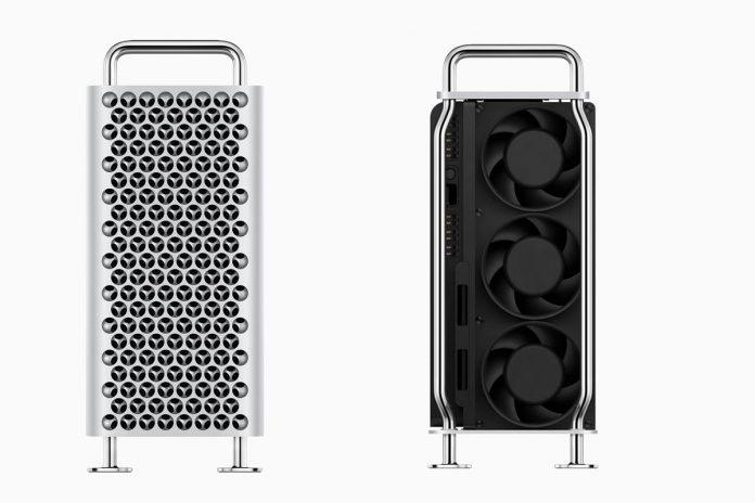 Mac pro 2019 kućište dizajn
