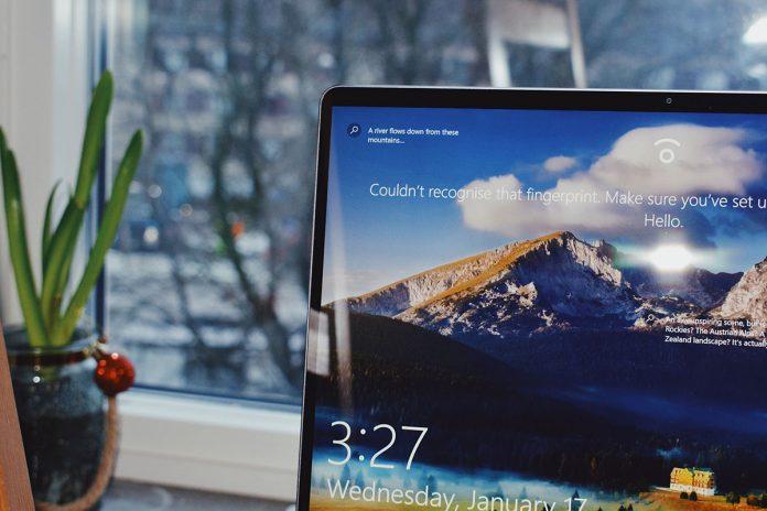 Računalo s Windowsima 10