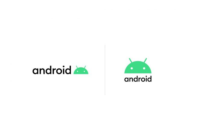 Android 10 logotip
