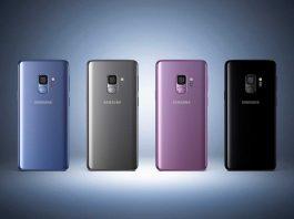 Samsung Galaxy S9 telefoni