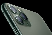 iPhone 11 Pro Max trostruka kamera