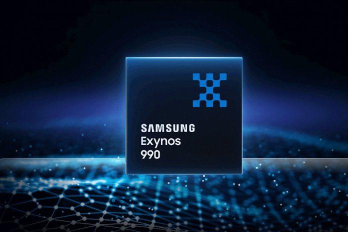 Exynos 990 čip