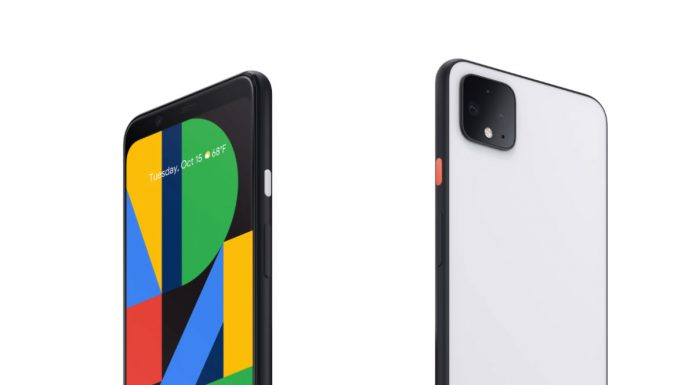 Google Pixel 4 serija telefona