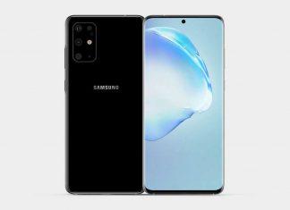 Samsung Galaxy S11 render