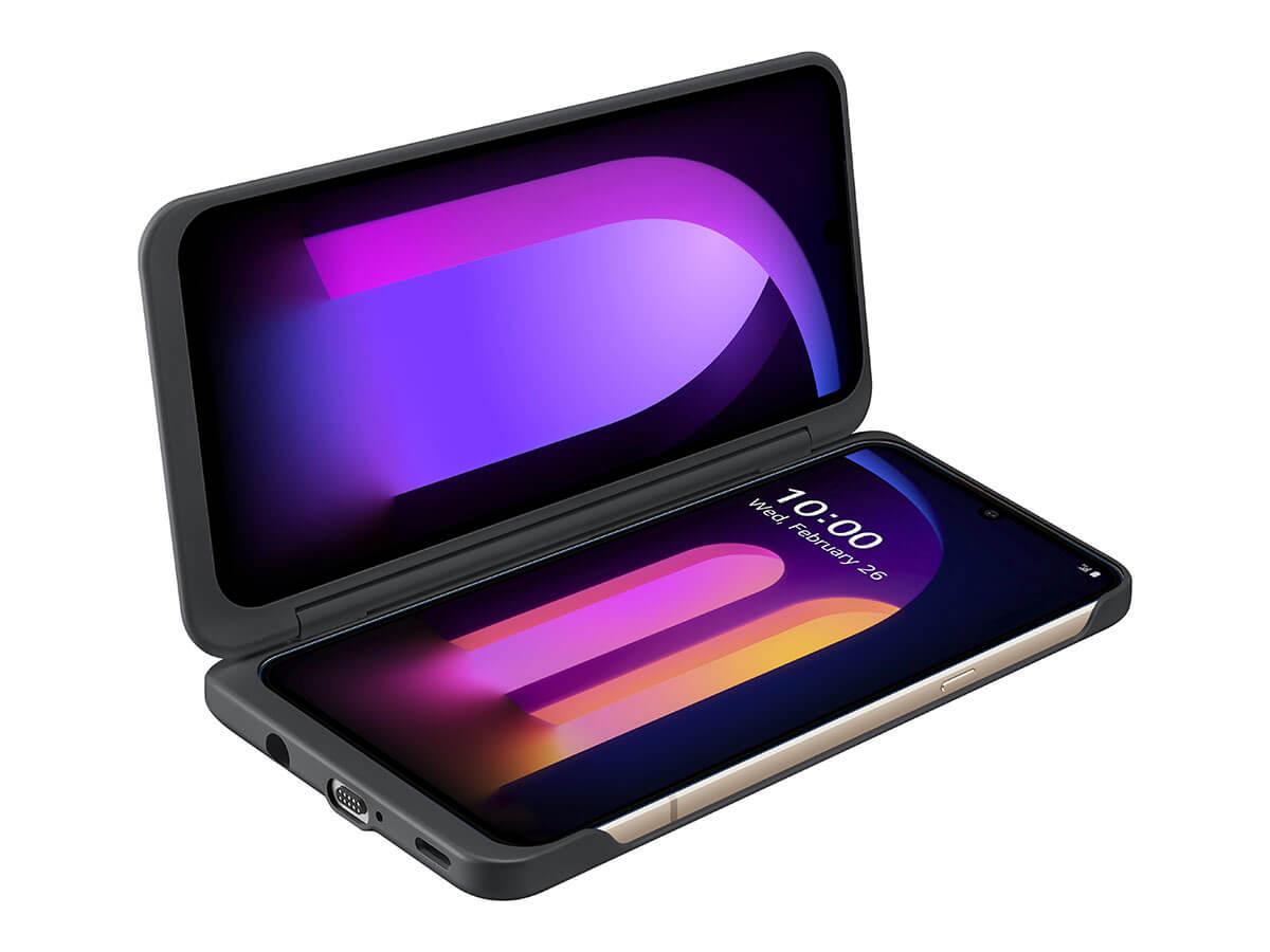 LG V60 dodatni ekran
