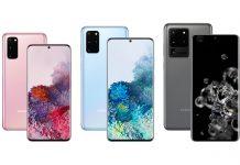 Samsung Galaxy S20 serija telefona