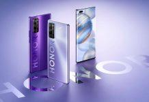 Honor 30 Pro+ dizajn telefona