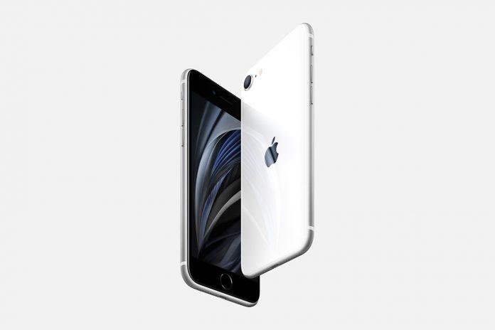 iPhone SE bijeli