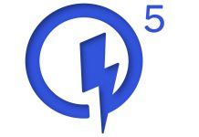 Quick Charge 5 logotip