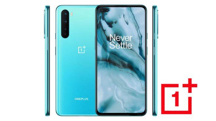 OnePlus Nord dizajn