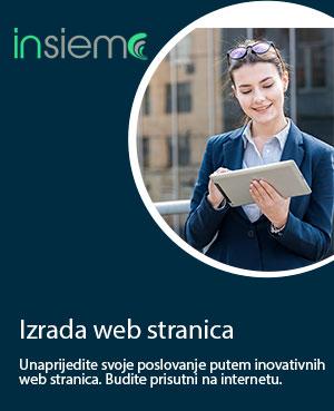 izrada web stranica Insieme