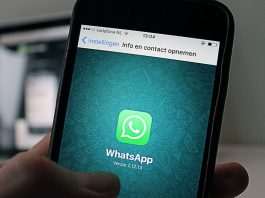 WhatsApp na mobilnom uređaju