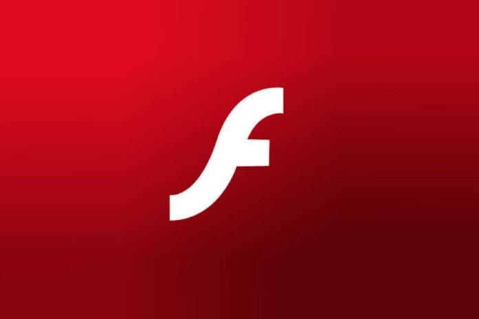 Adobe flash player logotip