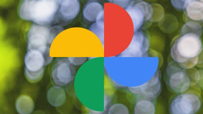 Google fotografije logo